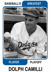 Dolph-Camilli-Card Baseballs Greatest Player Playoff