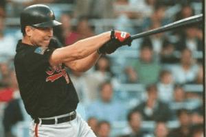 Cal Ripken Swing