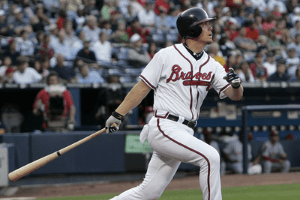 Chipper Jones Swing