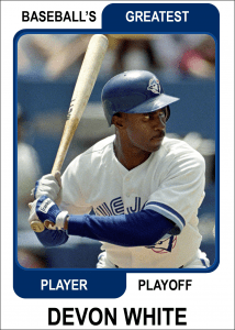 Devon-White-Card Baseballs Greatest Player Playoff