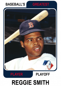 Reggie-Smith-Card Baseballs Greatest Player Playoff