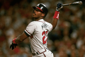 Fred McGriff Swing