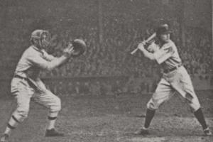 Ed Delahanty Swing
