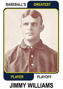 Jimmy-Williams-Card Baseballs Greatest Player Playoff