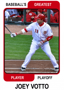 Joey-Votto-Card Baseballs Greatest Player Playoff