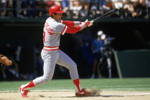 Dave Concepcion swing