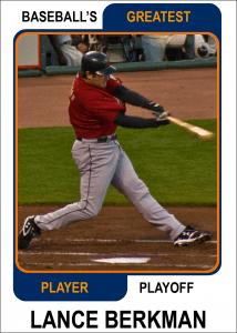 Lance-Berkman-Card Baseballs Greatest Player Playoff Card