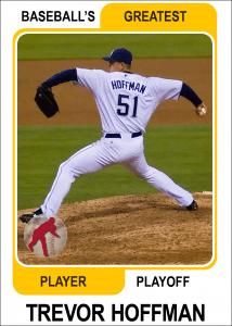 Trevor-Hoffman-Card Baseballs Greatest Player Playoff Card