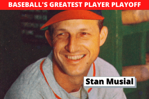 Stan Musial Featured