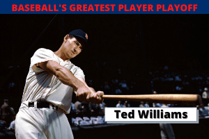 Ted Williams Featured