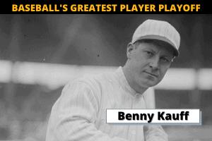 Benny Kauff Featured