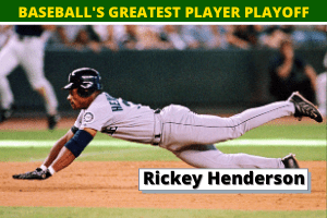 Rickey Henderson Featured