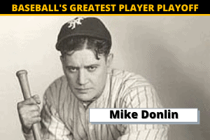 Mike Donlin Featured