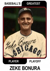 Zeke-Bonura-Card Baseballs Greatest Player Playoff Card