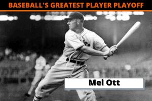 Mel Ott Featured