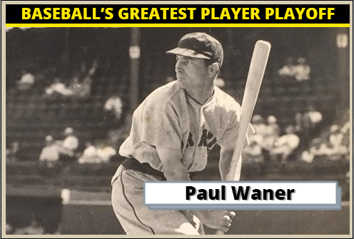 Paul Waner Featured-Card