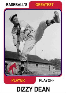 Dizzy-Dean2-card Baseballs Greatest Player Playoff