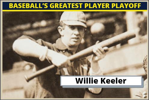 Willie-Keeler-Featured-Card Baseballs Greatest Player Playoff